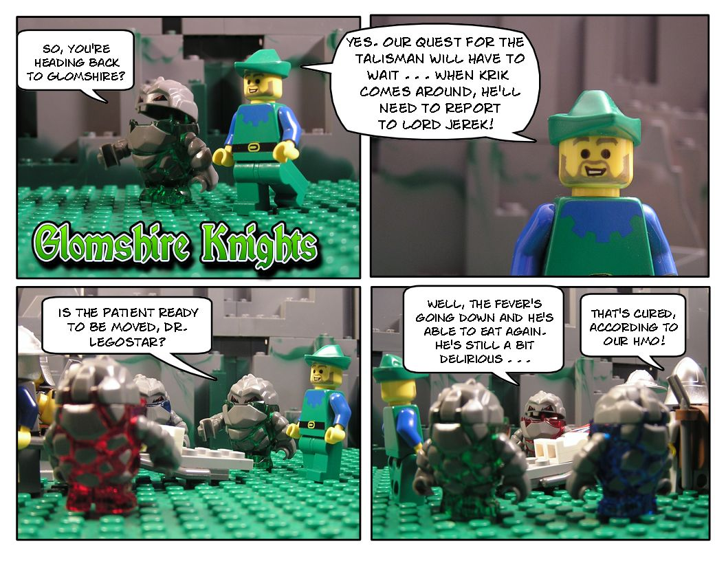 Glomshire Knights #64