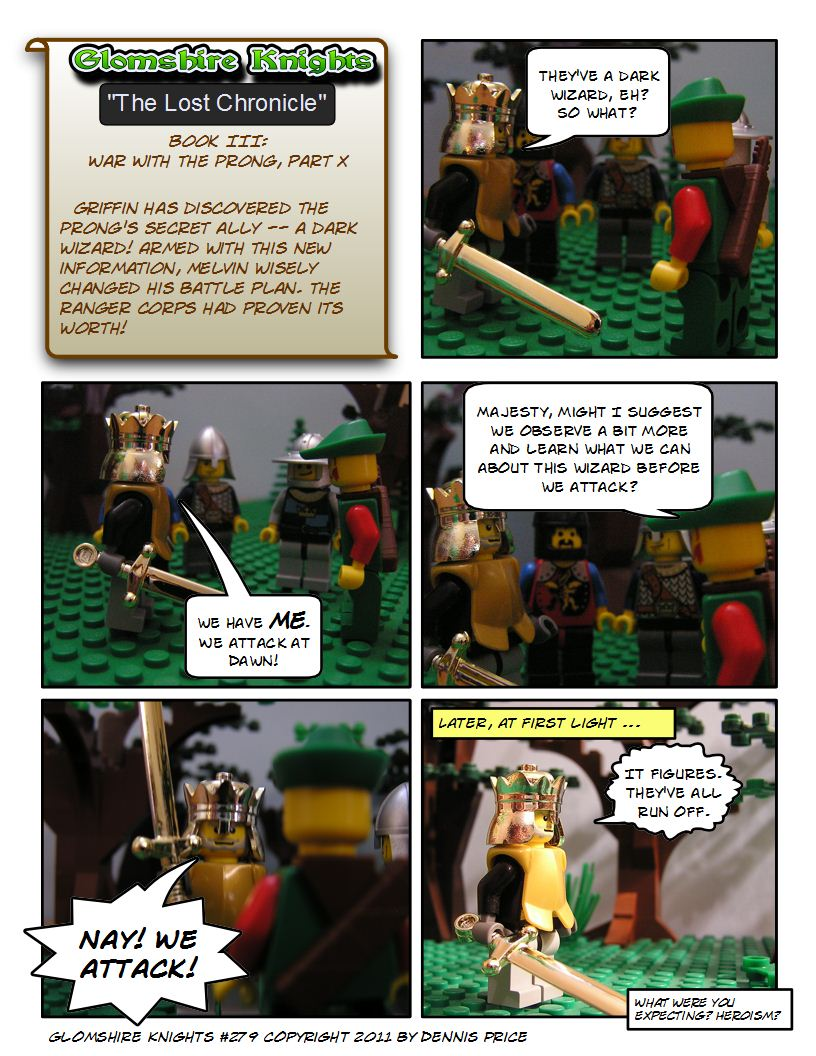 Glomshire Knights #279